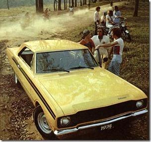 Dodge Dart SE 1973 II