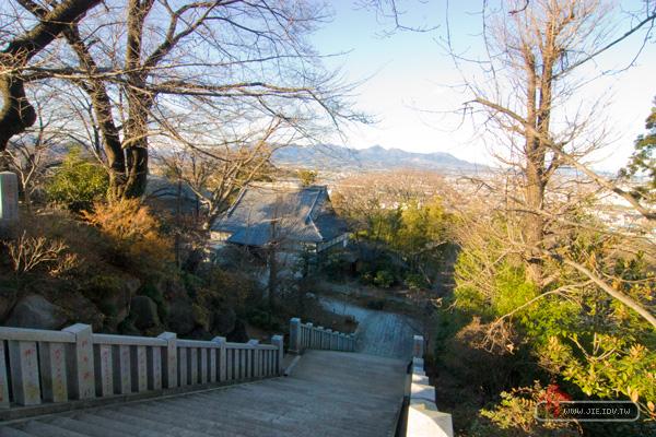 日本輕井澤少林山