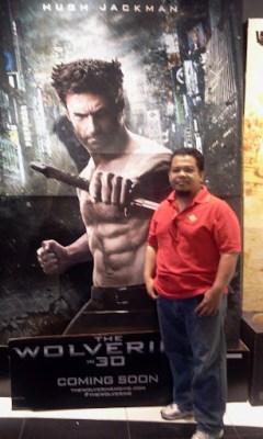 Pelancaran Produk AOC Malaysia dan premier screening Wolverine - wolverine