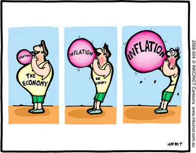 Inflation cartoon