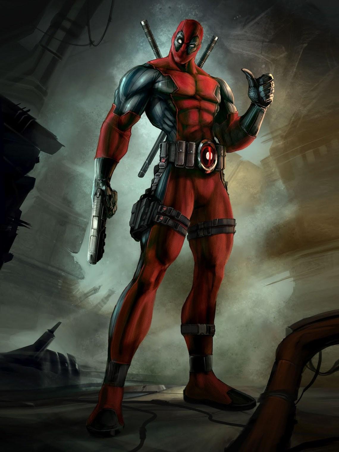 %name Deadpool Iphone Wallpaper