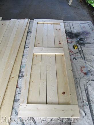 narrow interior barn doors you can make