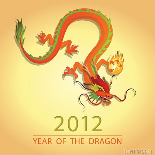 Year of the Dragon - 2012