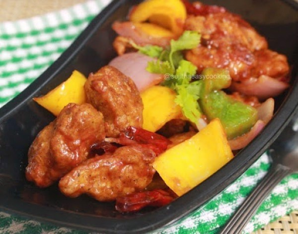 Chilli Chicken4