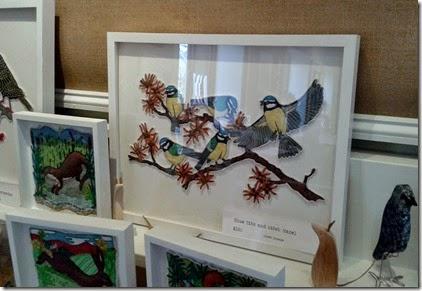 Janet Browne Textiles at Harlow Carr
