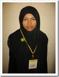 FLS2N Siswi SMAN PintarJuara Pertama Seni Baca Al Qur'anTingkat Riau