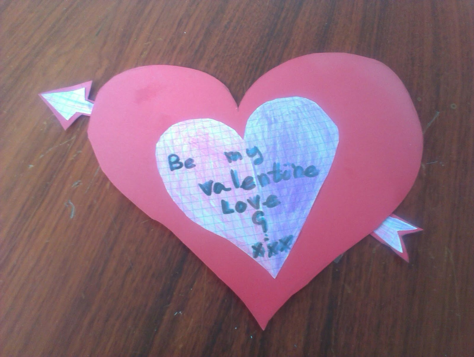 Yummy English For Children Valentine S Day Projects