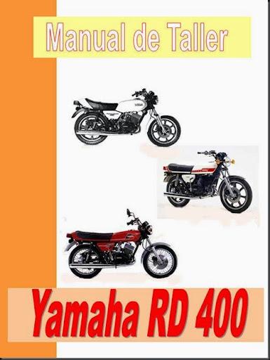 manual taller yamaha rd 400
