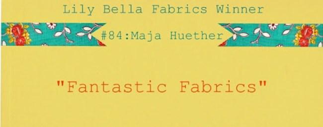 lily bella fabric winner