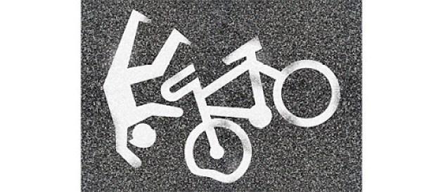 Acidente bicicleta