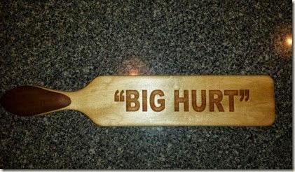 paddle big hurt