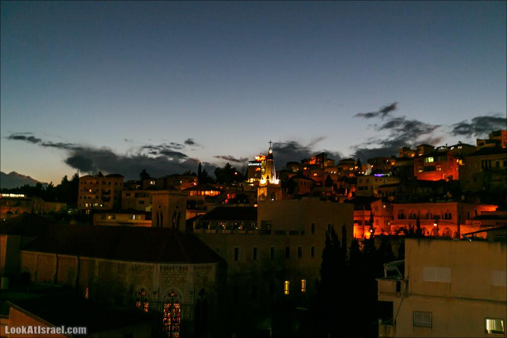 LookAtIsrael.com - Фото путешествия по Израилю | Рождество в Назарете | Christmas in Nazareth