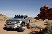 Mercedes-Benz Ener-G-Force Concept Vehicle
