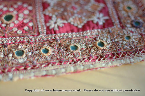 Antique Indian Embroidery 13