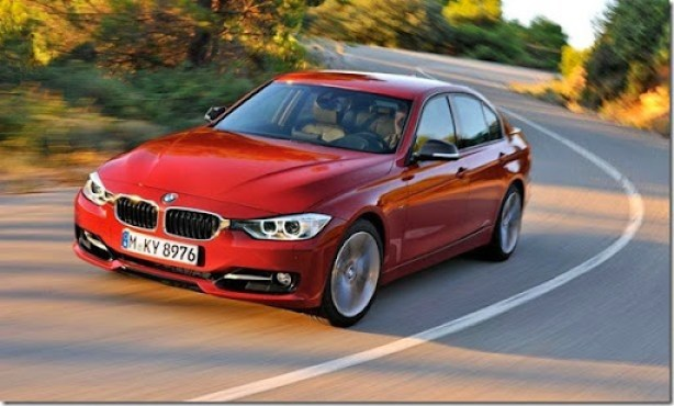 2012-BMW-328i-Sedan-review-notes-front-3-4