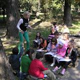 Activitate in Parcul Carol