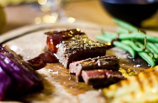 Ribssauce til rødt kød eller vildt