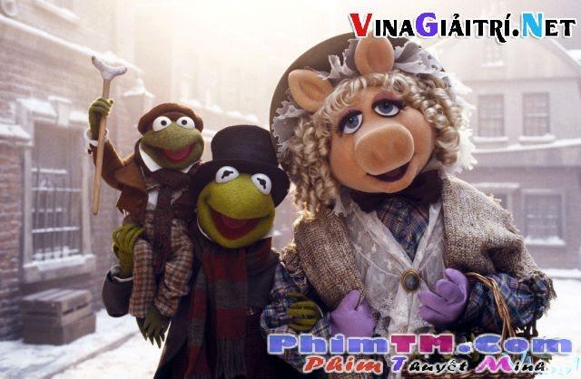 Xem Phim Khúc Giáng Sinh - The Muppet Christmas Carol - phimtm.com - Ảnh 1