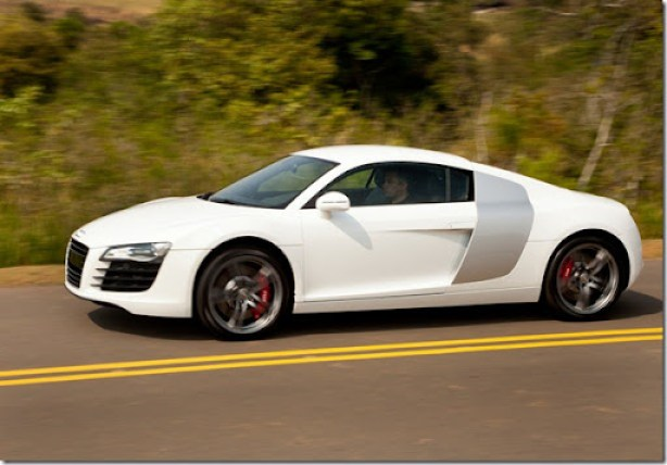 AUDI r8 - QUAITY IN - 2012