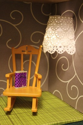 Use Wire And Beads To Make Chandeliers