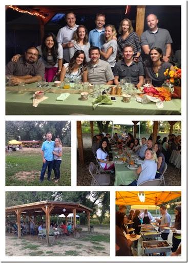 bday party at Ollin Farms