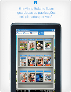 Nuvem do Jornaleiro screenshot 21