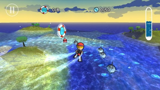 Bermuda Dash screenshot 8