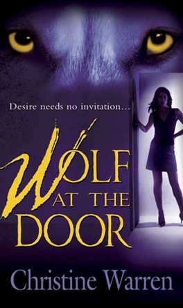 christine warren, wolf at the door, paranormal romance, werewolves, foxwomen, desire needs no invitation, out of the kennel or the coffin