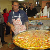 Comida en Villa Rosa (18-Enero-2009)