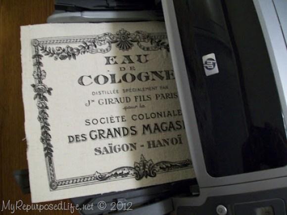 fabric printer