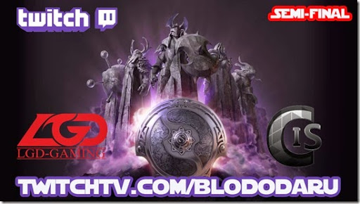 LGD x CIS - Semi-FInal - Dota 2: The Internationational 2014 - China Qualifier