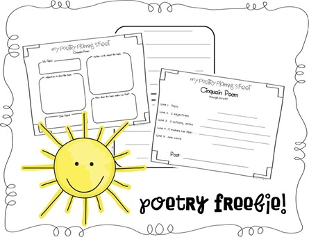 Poem Writing Template. poetry words on a limb. poem templates and ...