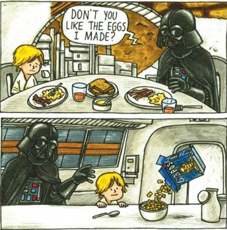 Darth Vader Good Father 8