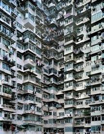 Construções na China