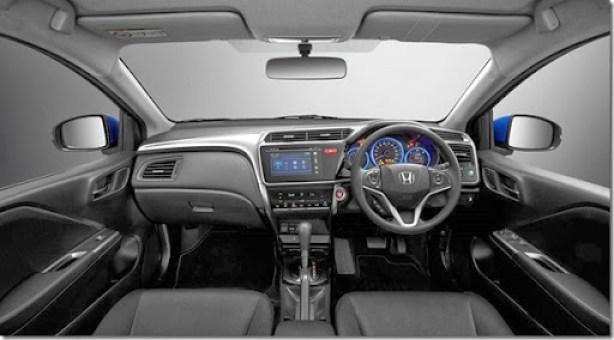 Malaysia-2014-Honda-City-interiors