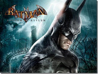 Promoção Steam - Batman Arkham Asylum