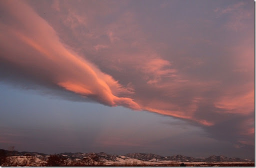 photoshare Clouds in Turnoil Wheat Ridge CO MikePic