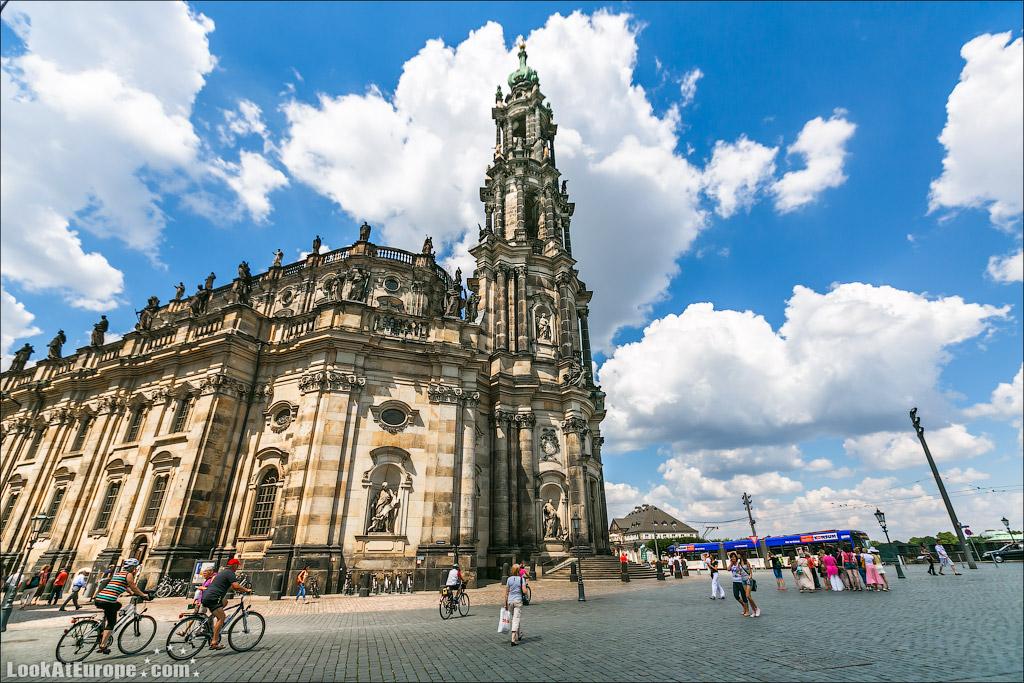Дрезден, Кафедральный собор