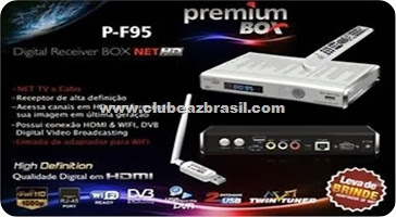 PREMIUMBOX NET HD WIFI F95
