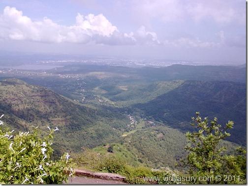 Up Simhagad fort