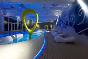 Diseño de piscinas cubiertas