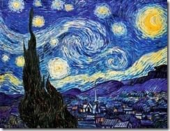 Starry Night - Van Gogh