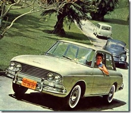 DKW Fissore 1964