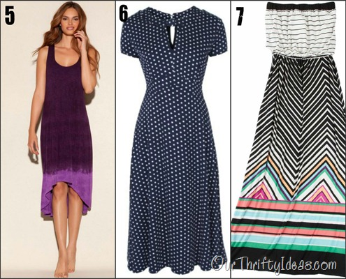 Our Thrifty Ideas | Modest Mommy Monday | Trying out some modest and fashionable dresses for spring.