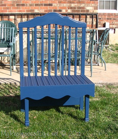 baby bed blue 2