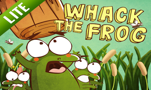 Whack The Frog Lite screenshot 8