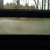 Bedroom vent window fogging October 2012