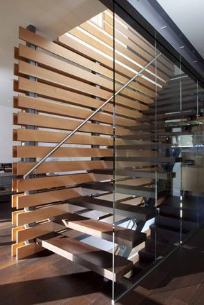 Escaleras-modernas-en-madera