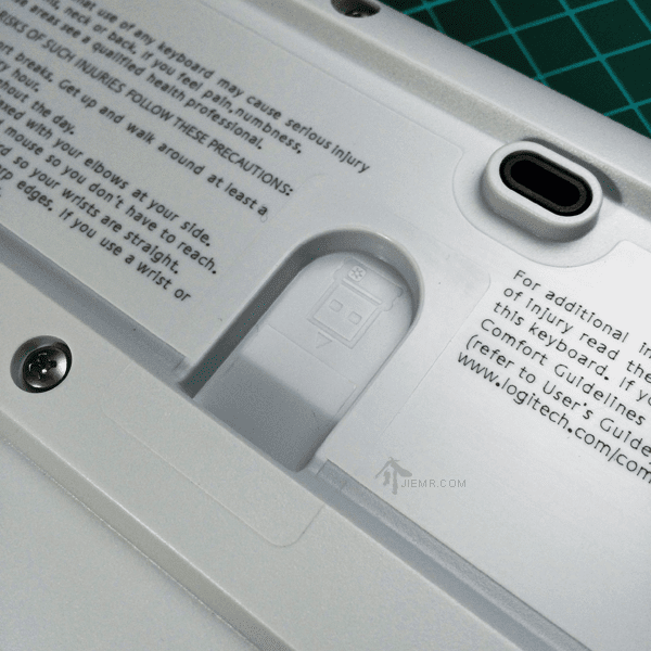 羅技無線鍵盤k270