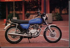 Kawasaki Z200